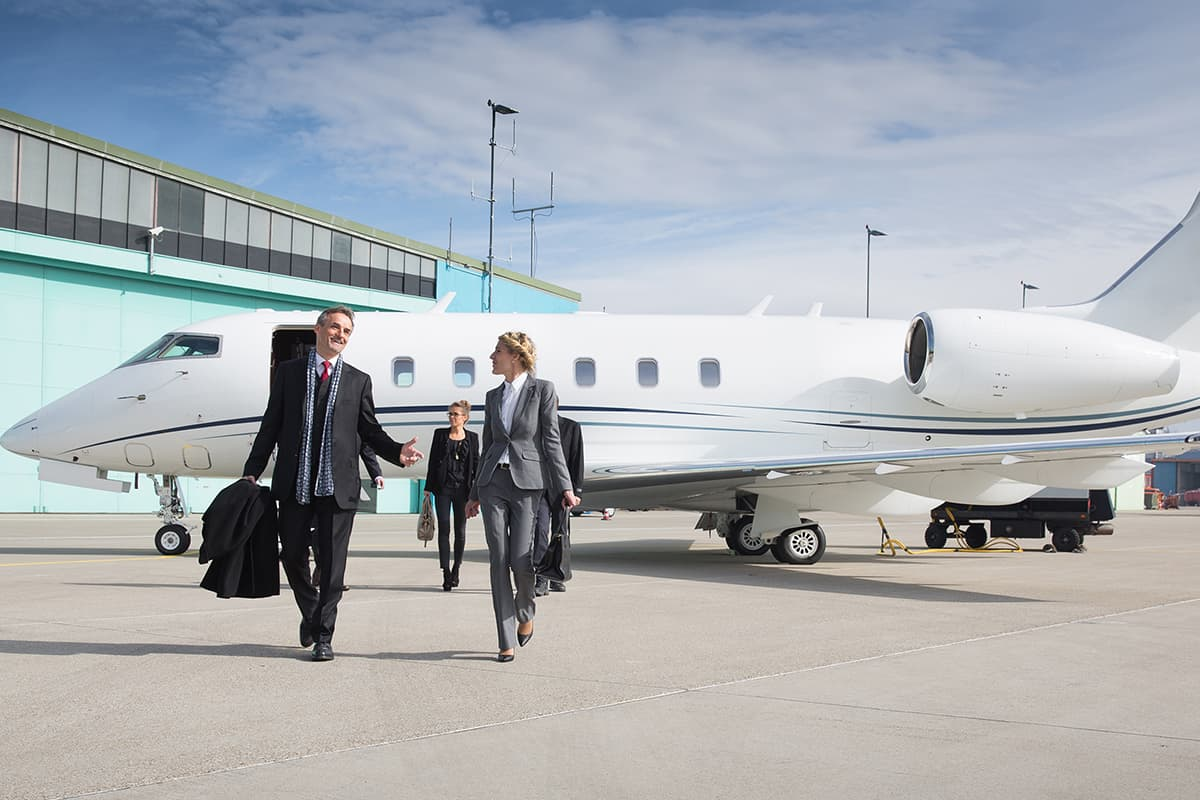 Business Aviation support