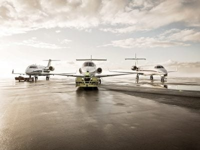 Gama Aviation grows international charter team