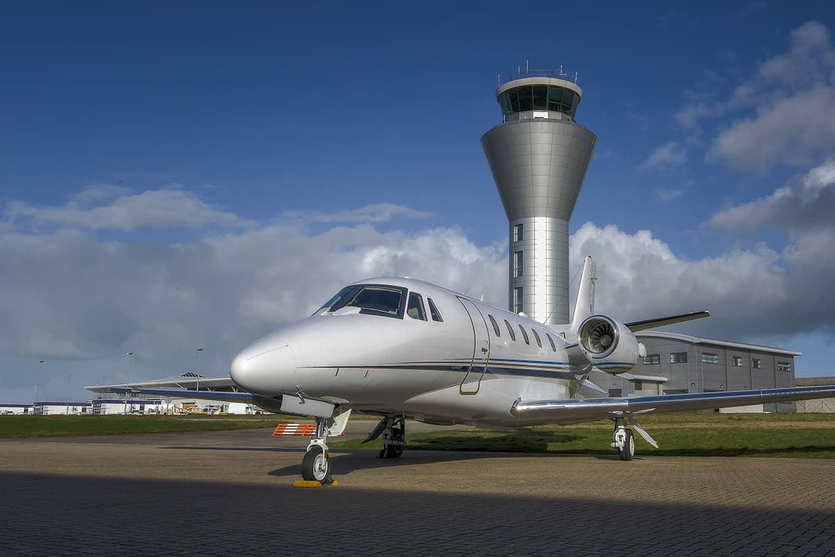 Business Aviation FBO network Jersey