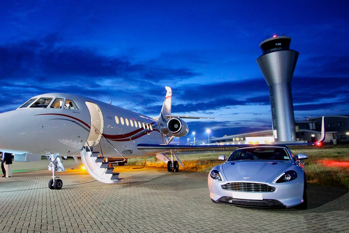 Business Aviation headquarters