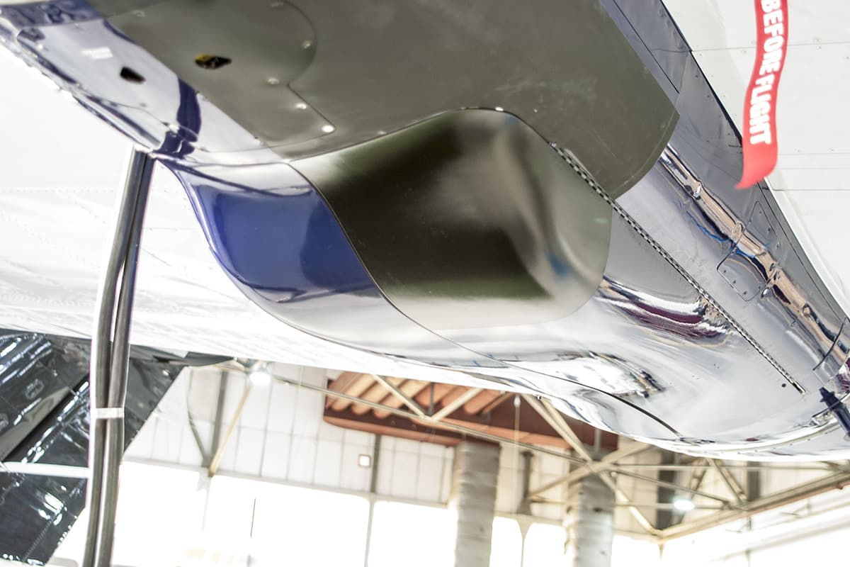 King Air modifications