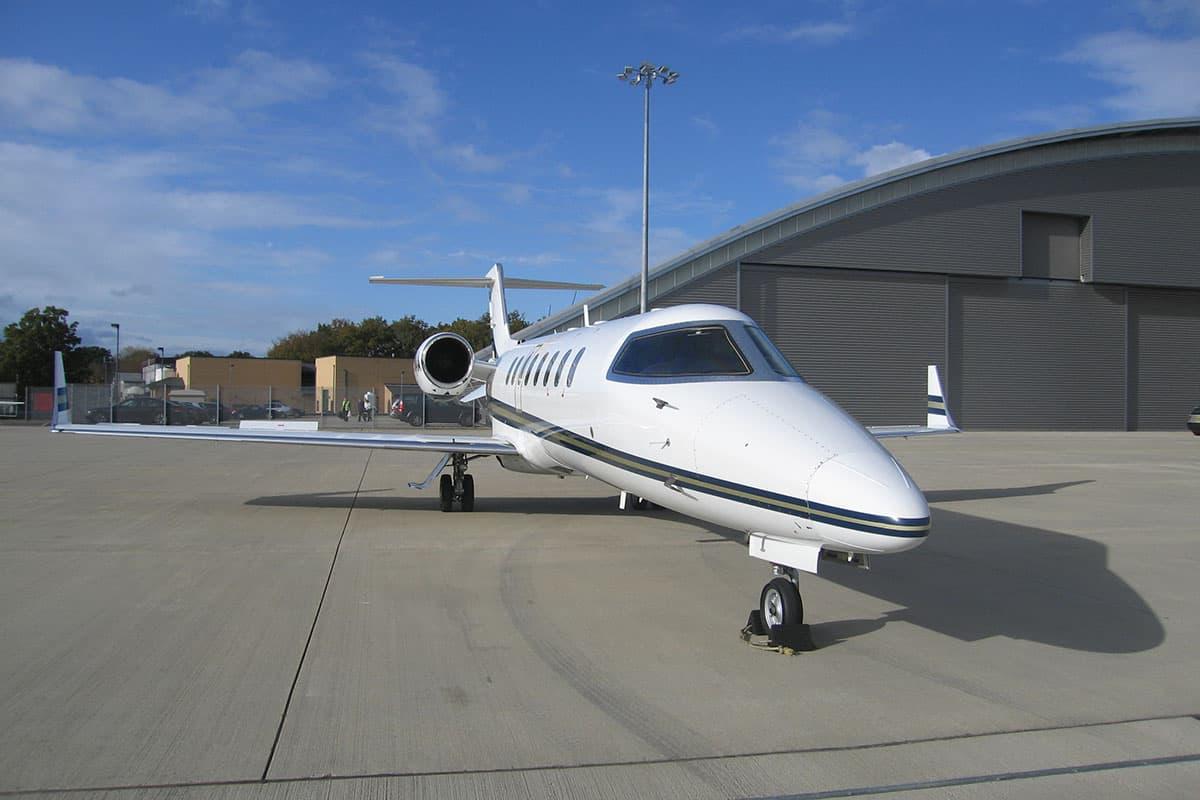 Learjet 45 1