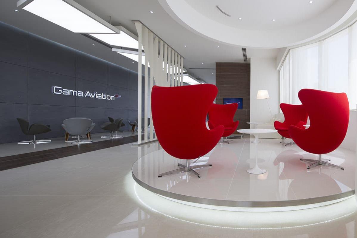 Business Aviation FBO network Sharjah