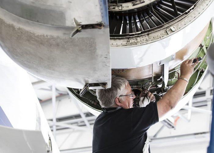 European fleet maintenance support agreements.
