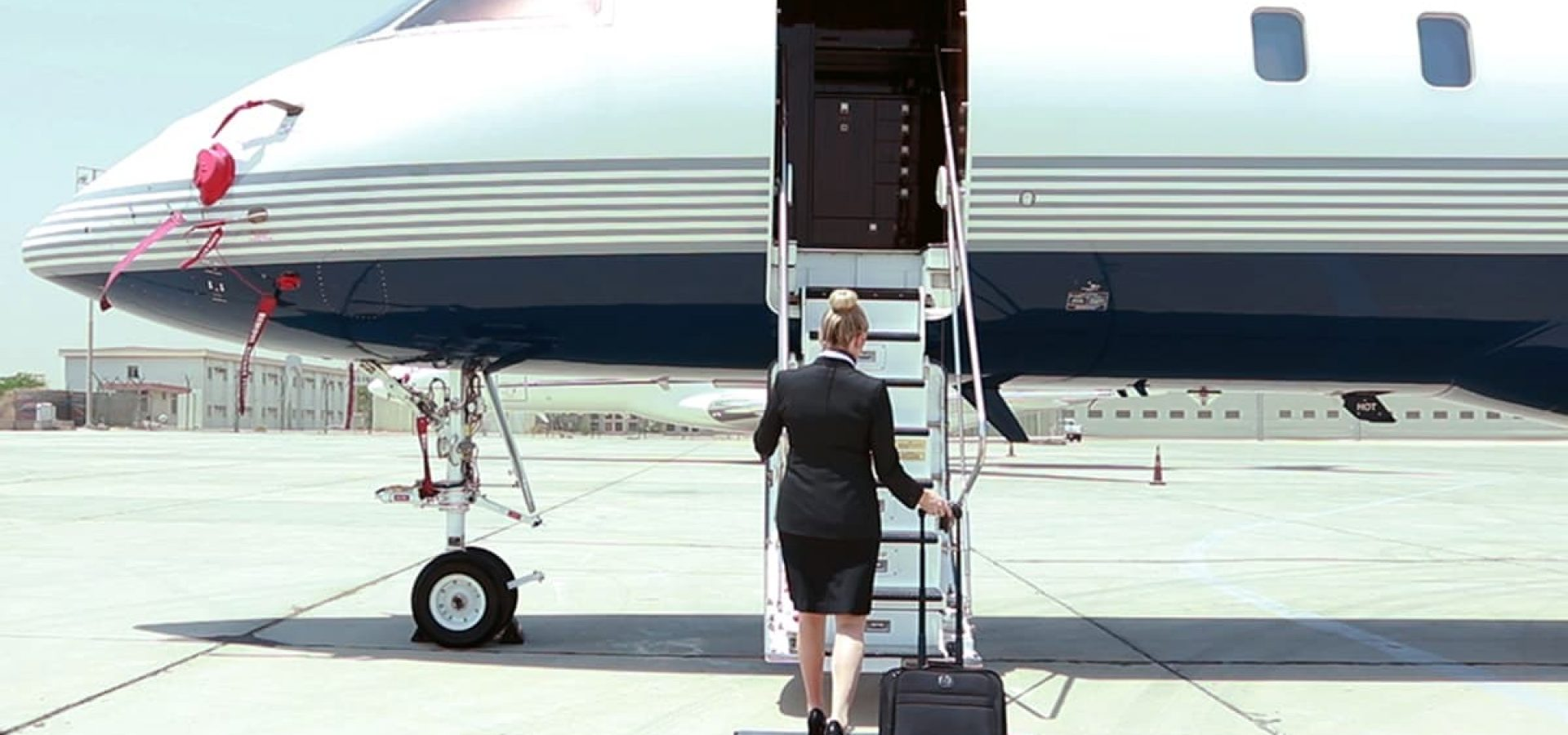 Private jet aircraft charter.