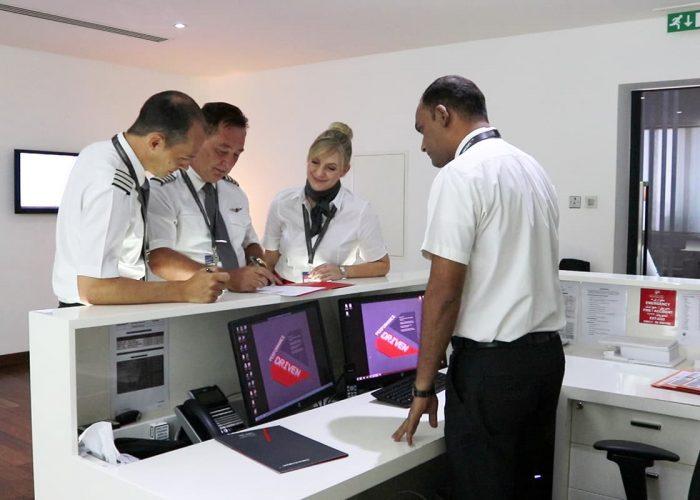 Sharjah International Airport FBO (OMSJ) 1
