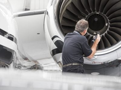 Gama Aviation strikes maintenance support deal with Fontainebleau Aviation's Opa Locka FBO.