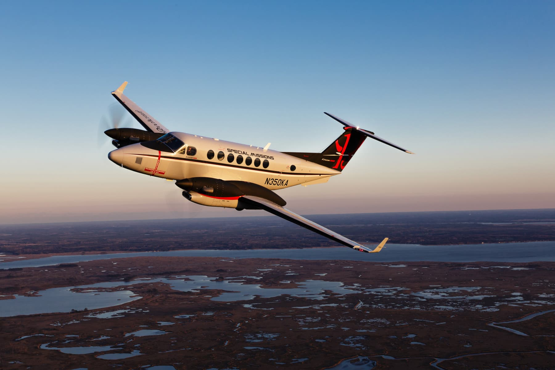 Beechcraft King Air 350ER