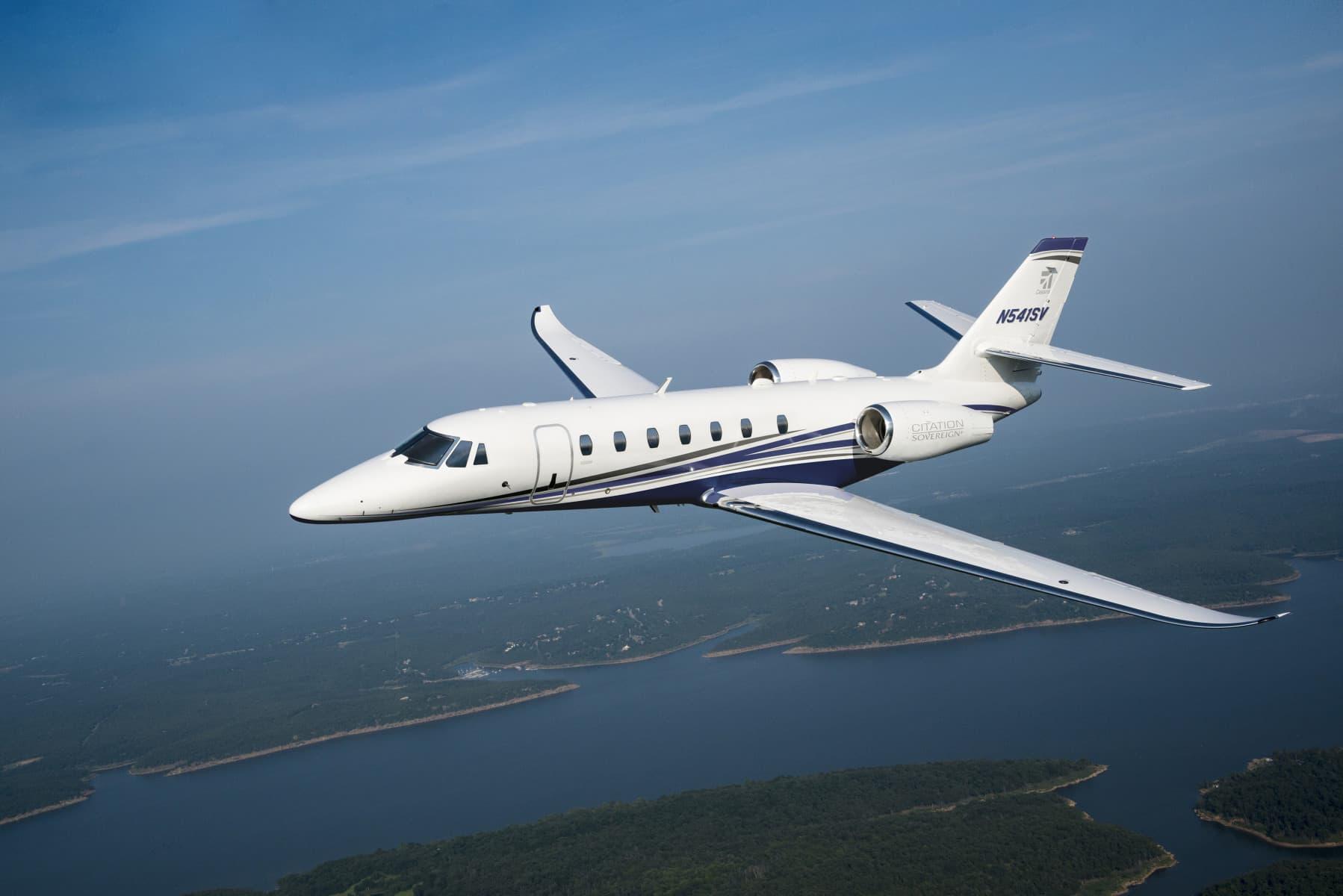 Cessna Citation Sovereign+ 1