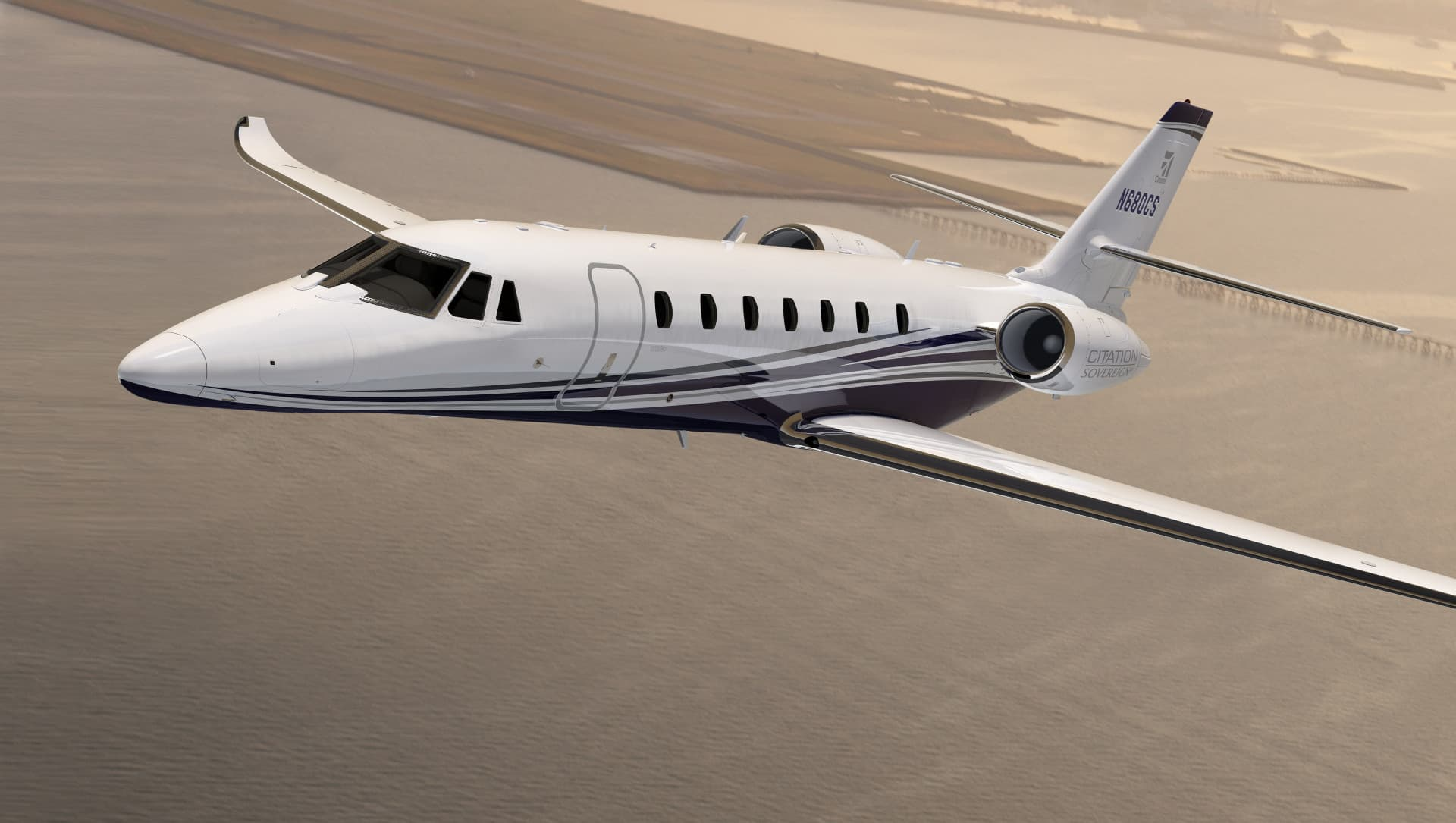 Cessna Citation Sovereign 1