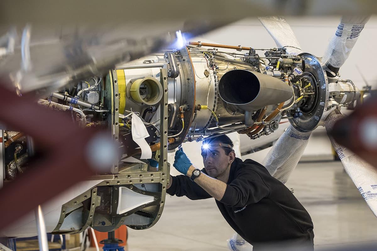 Aircraft maintenance 3