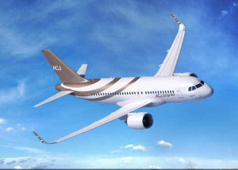 Airbus ACJ aircraft management 2