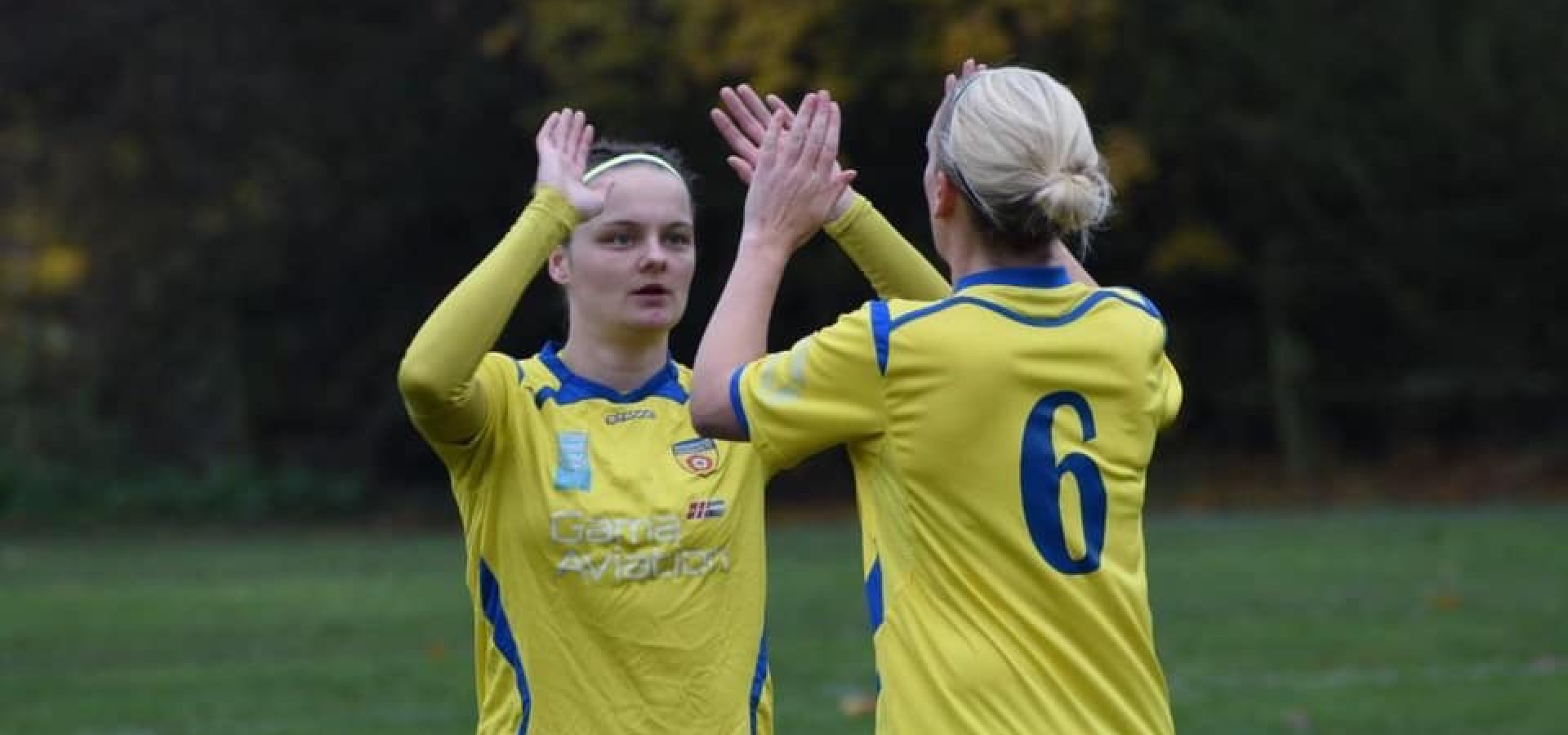 Spotlight: Providing a platform to perform: Rushmoor Ladies FC