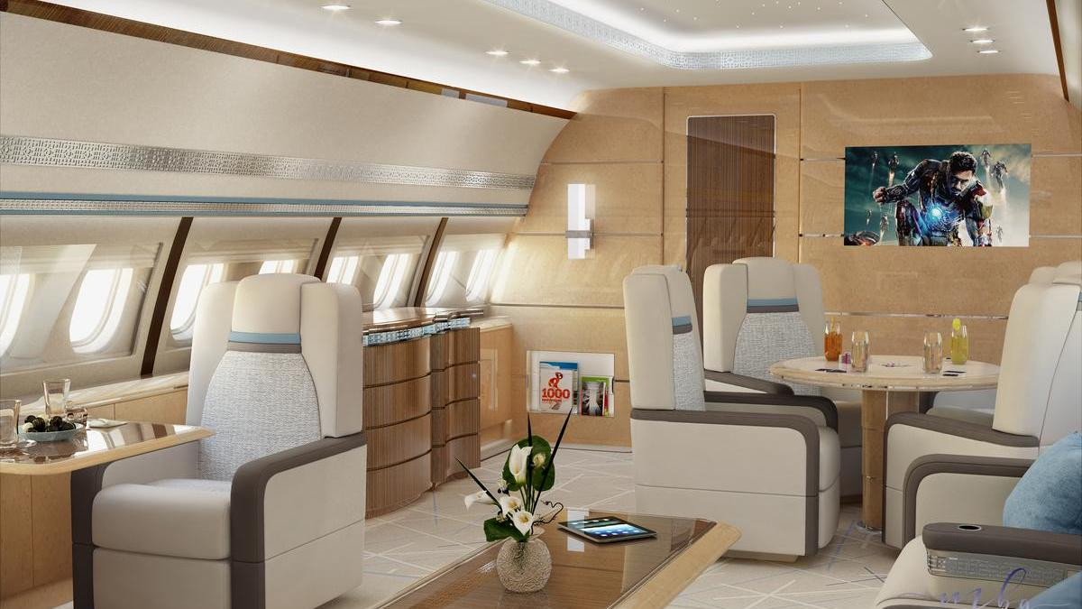 A320 MBG International Design