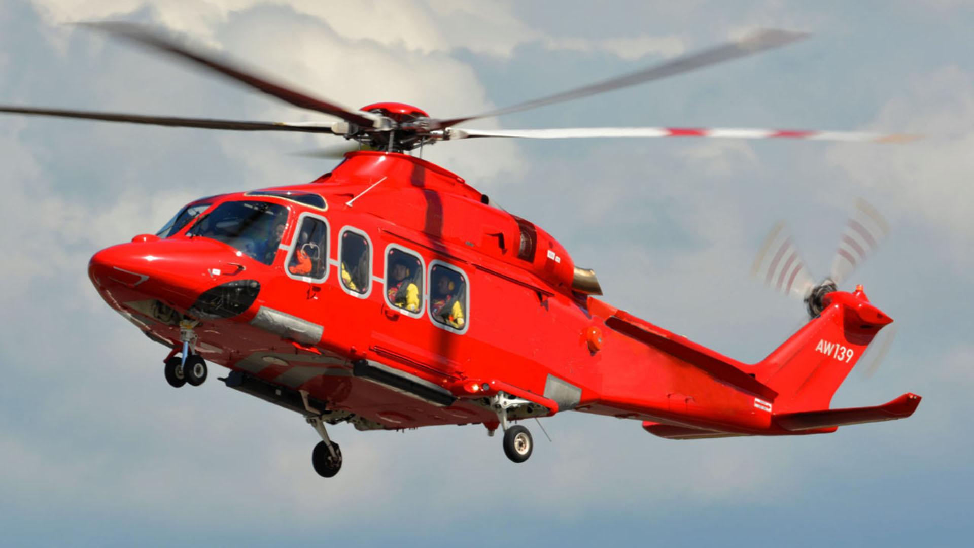 AW139 HEMS