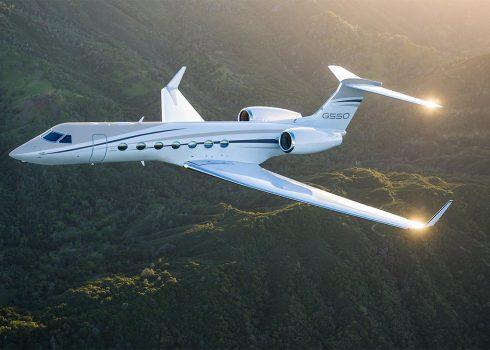 Gulfstream 500 series 1
