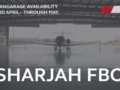 Hangarage opportunities in Sharjah